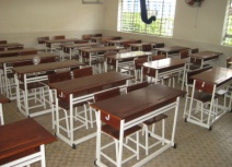 Bàn ghế học sinh BHS-010